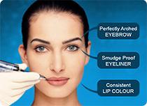 Long-Time-Liner Conture Makeup at Spa Greystone