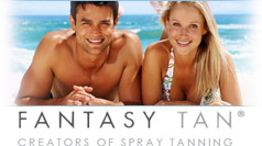 Fantasy Tan, creators of spray tanning