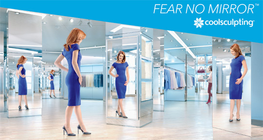 Fear No Mirror with CoolSculpting