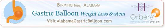 Birmingham, AL Gastric Balloon Weight Loss System, visit AlabamaGastricBalloon.com