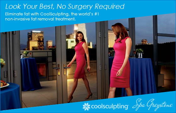 Look your best no surgery required with Coolsculpting