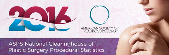 ASPS National Clearinghouse of Plastic Surgery Statistics