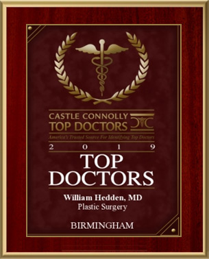 William Hedden TopDoctor 2019
