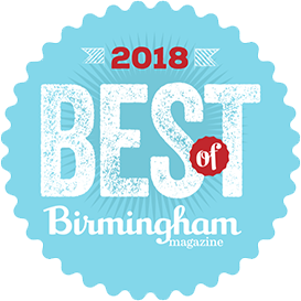 2018 Best of Birmingham magazine
